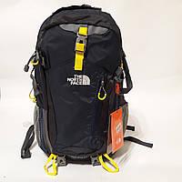 Городской рюкзак The North face 40 л молодежный модный синий черный