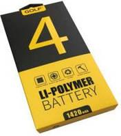 Оригинальные Аккумуляторы Golf Li-polymer для iPhone.