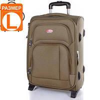 Чемодан большой на 2-х колесах Suitcase (Сьюткейс) APT001L-12-1
