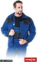 Куртка мужская рабочая MMB NB (униформа рабочая спецодежда) REIS Польша синий, M