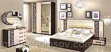 Набор мебели для спальни №2 Селеста (Мастер Форм)