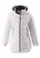 Пальто пуховое Reima JUURI 531296-0100. Размер 128.