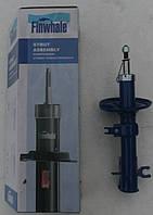 Амортизатор передней подвески CHEVROLET AVEO (газ) левый (пр-во FINWHALE) (13010GL)