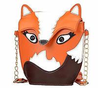 Молодежная сумка  Лиса