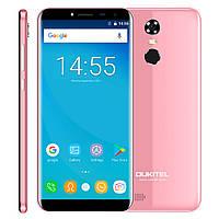 Смартфон Oukitel C8 (pink) оригінал - гарантія!, фото 1