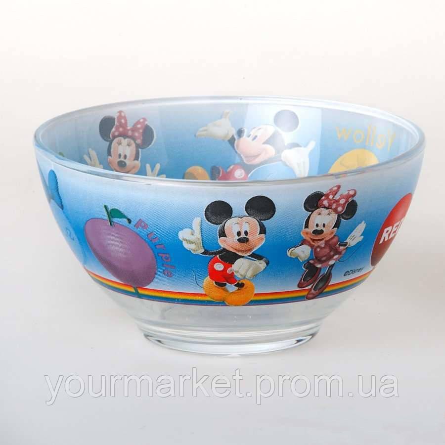Пиала Luminarc Disney Mickey Mouse 500 мл E9116