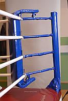 Подушка для ринга угловая треугольная с верхним и нижним загибами