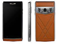 Бізнес-смартфон DOOGEE TITANS T3 5HD,13.0 M,IP56 коричнева шкіра, фото 1