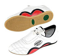 """Туфли для таэквандо """"tws-3003"""" Green Hill"""