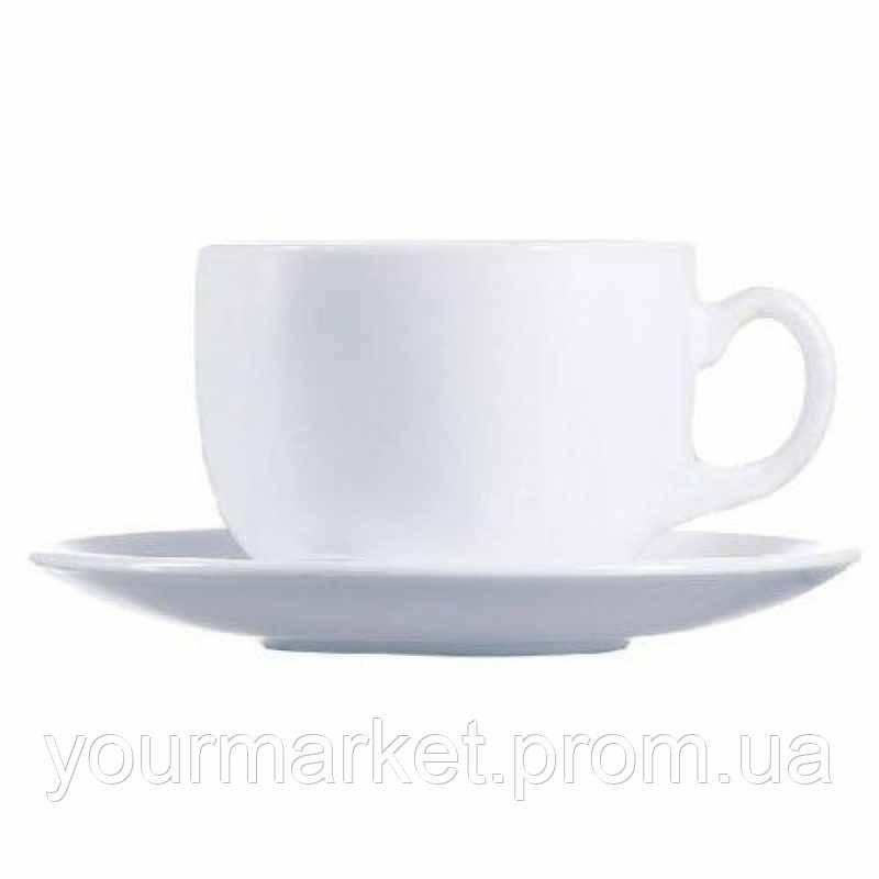 Чашка с блюдцем Luminarc Diwali 220 мл 2 пр D8222