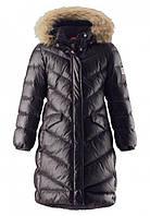 Пальто пуховое Reimatec SATU 531302-9990. Размер 128, 140-164.