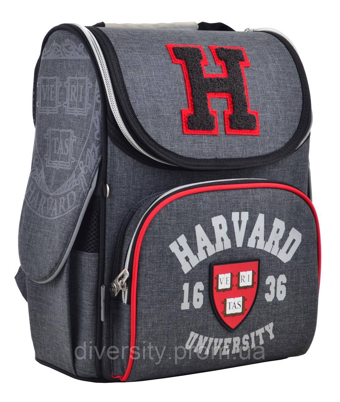 "Ранец каркасний  H-11 ""Harvard"" , серия ""Classic"" 555138"