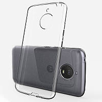 Прозрачный Slim чехол Motorola Moto E4 Plus XT1771