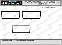 Накладки на панель VOLVO FE 06-… / FL 06-... KIT 2