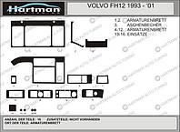 Накладки на панель VOLVO FH12 1993-2001