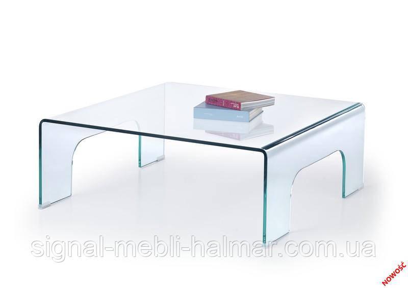 Стол MELISA (прозрачный) (Halmar)