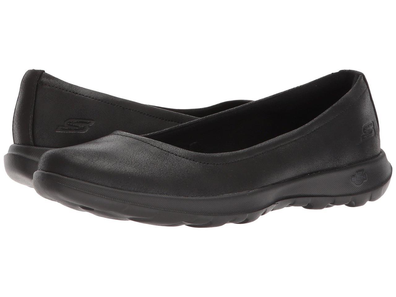 Туфли без каблука (Оригинал) SKECHERS Performance Go Walk Lite - Gem Black