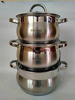 Набор посуды Bohmann BH-0517 (6 предметов)