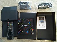 Smart TV приставка H96 MAX H2 4/32ГБ, RockChip RK3328