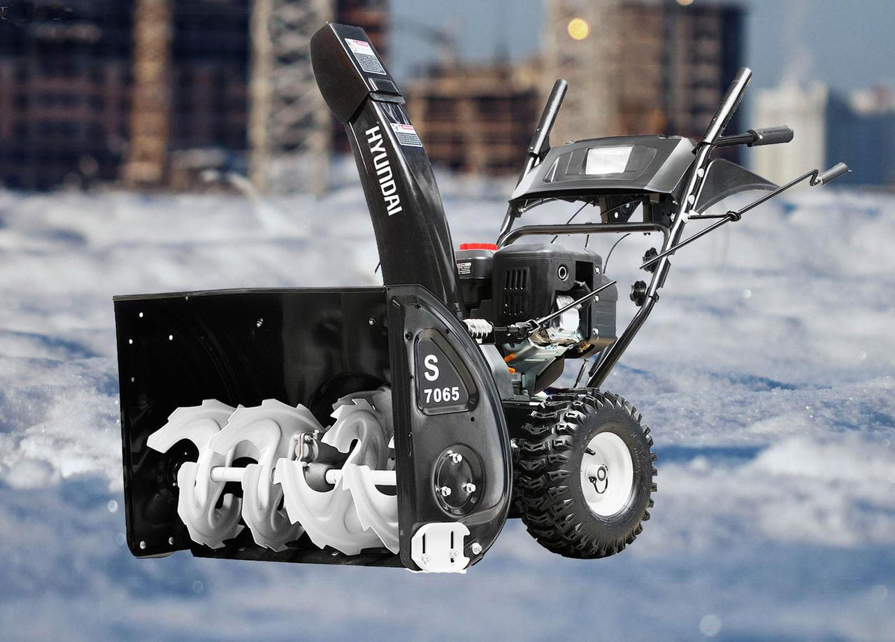 Снегоуборщик Hyundai S 7065