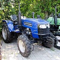 Трактор ДТЗ 5404, 40 л.с., 4х4, 4-цилиндра, дуга безопасности, гидроусилитель