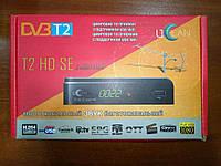 Эфирный тюнер Uclan T2 HD SE Internet (DVB-T2 +Youtube+IPTV)