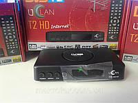 DVB-T/T2 UCLan T2 HD SE INTERNET с функцией записи и просмотра интернет-каналов