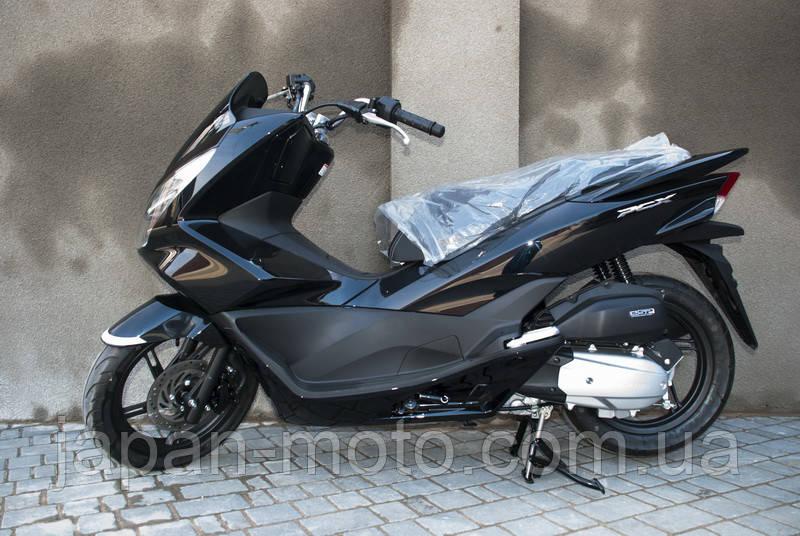 Honda PCX 125  (новый) черный