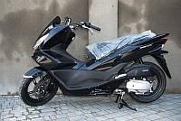 Honda PCX 125  (новый) черный, фото 1