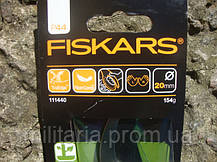 Плоскостной секатор Fiskars с петлей для пальцев (111440), фото 2