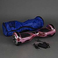 Гироскутер А 3-8 / 772-А3-8 Classic (1) колёса диаметром 6,5 дюймов, Bluetooth, СВЕТ, в сумке
