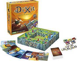 Dixit (Діксіт, Діксіт) настільна гра, карткова на асоціації