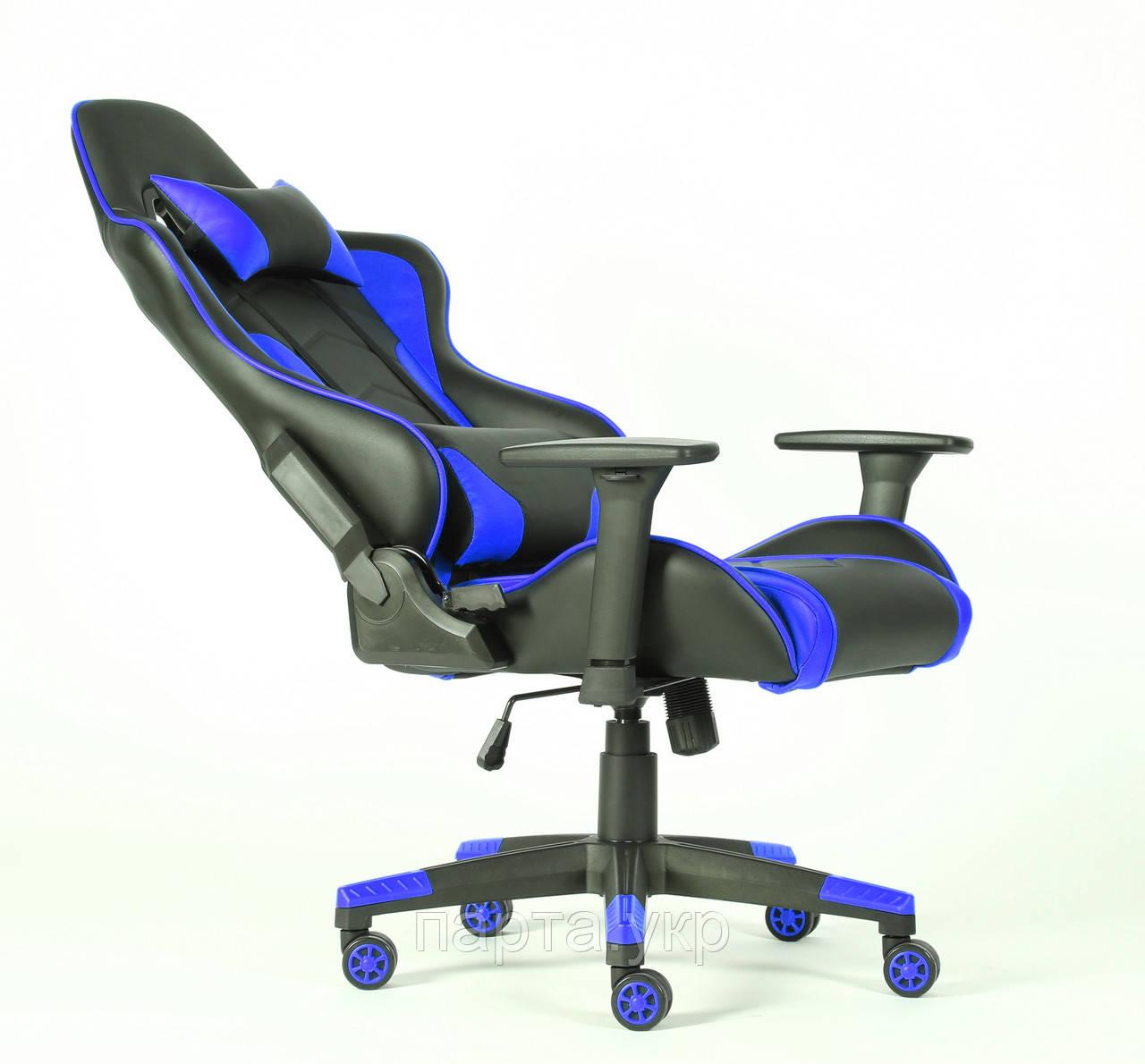 Кресло для дома и офиса Drive blue