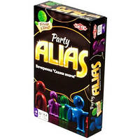 Alias Party (Дорожная версия, компакт) (Алиас Пати, Алиас. Скажи иначе: Вечеринка, Элиас) (РУС)