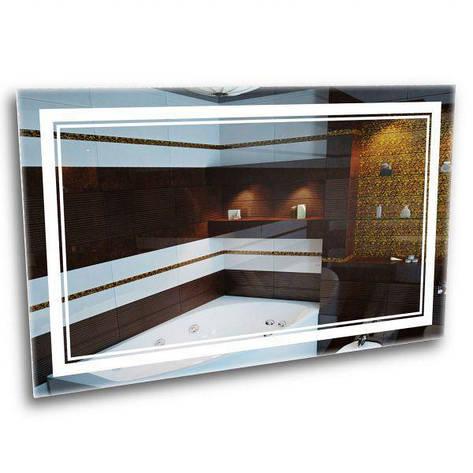 Гримерне дзеркало з лед підсвіткою, фото 2