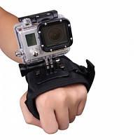 Кріплення-рукавиця 360° для GoPro