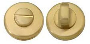 WC Накладка CD 69 BZG G матовое золото Colombo