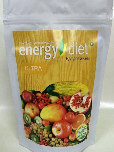 Коктейль для похудения энерджи диет отзывы цена
