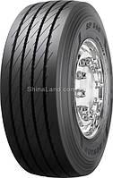 Всесезонные шины Dunlop SP246 (прицепная) 245/70 R17,5 143146143J146F 3PSF Прицепная, региональное