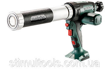 Аккумуляторный картриджный пистолет Metabo KPA 18 LTX 400, Каркас