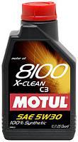 Моторное масло MOTUL 8100 X-clean SAE 5W30