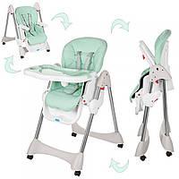 Детский стульчик для кормления складной M 3216-5-2