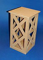 Фонарь (материал МДФ 6мм.) заготовка для декора
