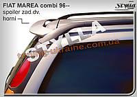 Спойлер Stylla для Fiat Marea 1996-2007 combi