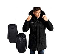 Куртка мужская зимняя Glo-story AW18 MSX-4400 (5723) Black