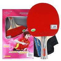Набор теннисной ракетки и шариков 7292060