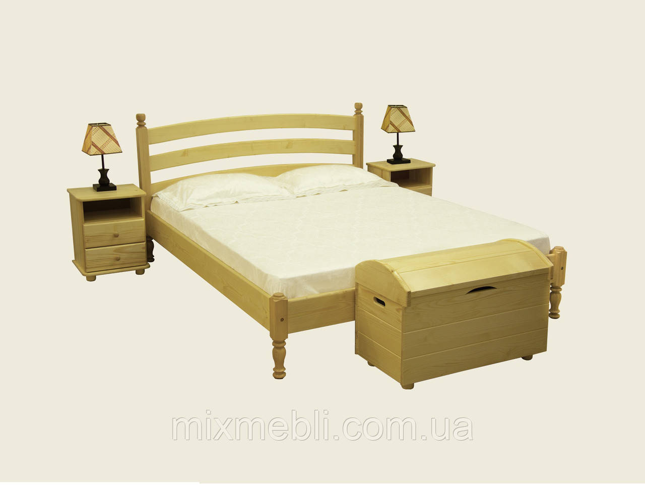 Кровать Скиф Л-204