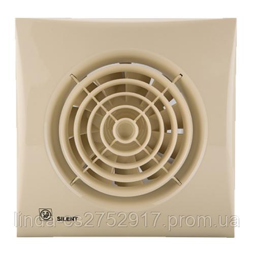 Вентилятор SILENT-100 CZ IVORY (230V 50) , вентилятор вытяжной Soler&Palau