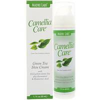 Madre Labs, Camellia Care, крем для кожи с зеленым чаем, 1,7 ж. унц. (50 мл)