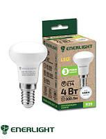 Светодиодная лампа высокомощная 4W E14 R39 4100K Enerlight